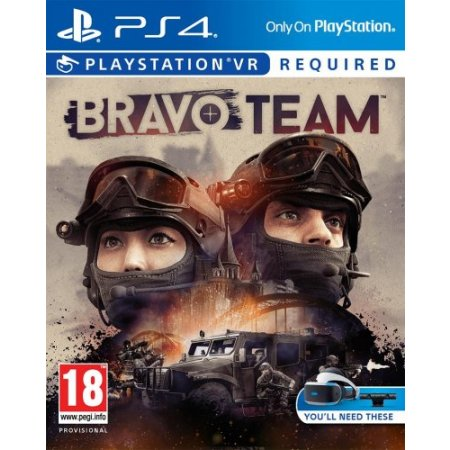Sony - Ps4 Bravo Team 9956068