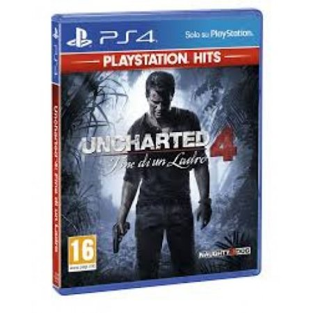Sony - Ps4 Uncharted 4: Fine Di Un Ladro 9410478