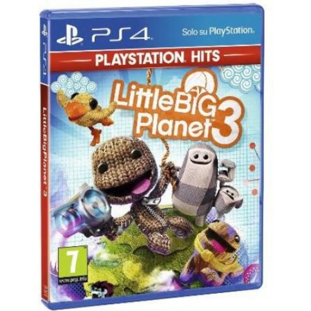 Sony Gioco adatto modello ps 4 - Ps4 Little Big Planet 3 9413875