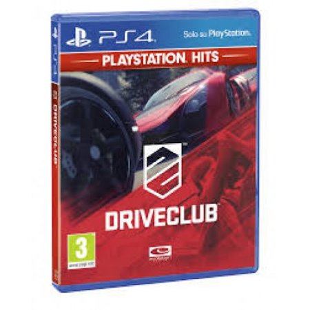 Sony - Ps4 Driveclub 9412779