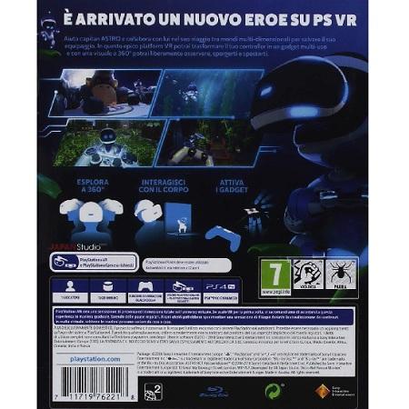 Sony Gioco adatto modello ps 4 - Ps4 Astro Bot 9762218