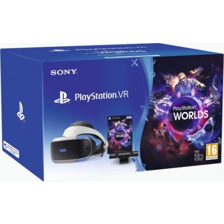 Sony Console portatile - Vr + Camera + Vr World Vhc 9782117