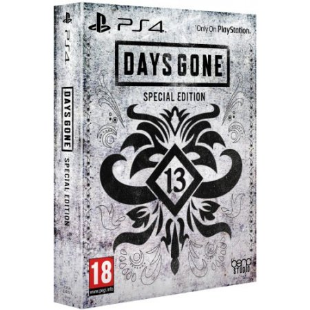 Sony - Ps4 Days Gone Special Edition