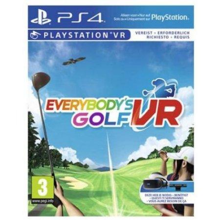 Sony Gioco adatto modello ps 4 - Ps4 Vr Everybodys Golf