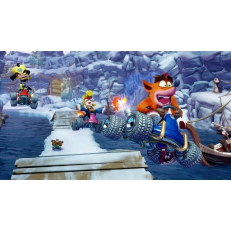 Sony Console fissa - Ps4 1tb + Crash Team Racing + Ds4 9936909