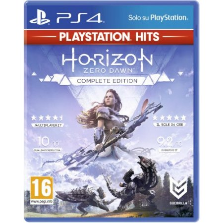 Sony Gioco adatto modello ps 4 - Ps4 Horizon Zero Dawn