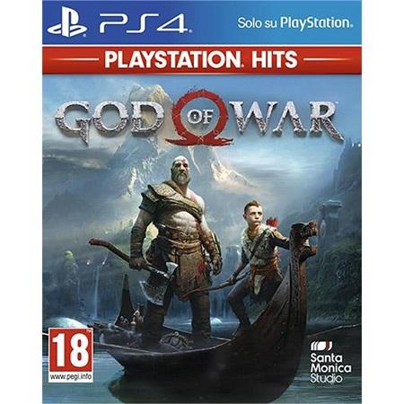 Sony Gioco adatto modello ps 4 - Ps4 God Of War Hits 9963905