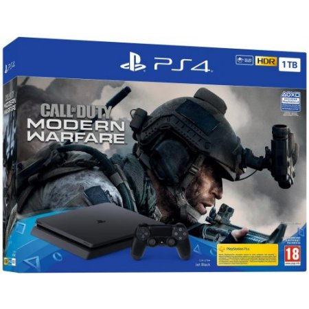 Sony Console fissa - Ps4 1tb F + Call Of Duty: Modern Warfare 9323006