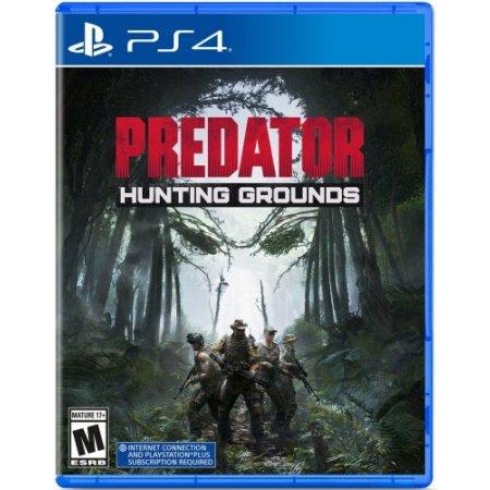 Sony Gioco adatto modello ps 4 - Ps4 Predator: Hunting Grounds