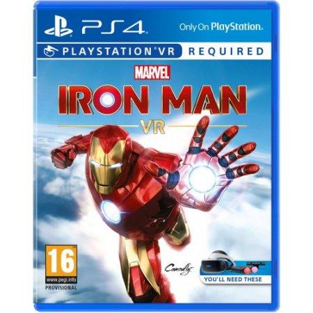 Sony Gioco adatto modello ps 4 - Ps4 Marvels Iron Man Vr