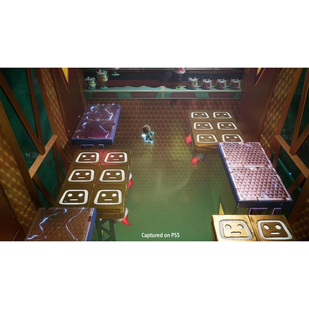 Sackboy: A Big Adventure Sackboy: A Big Adventure - PS5 - PS5