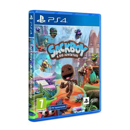 Sackboy: A Big Adventure Sackboy: A Big Adventure - PS4