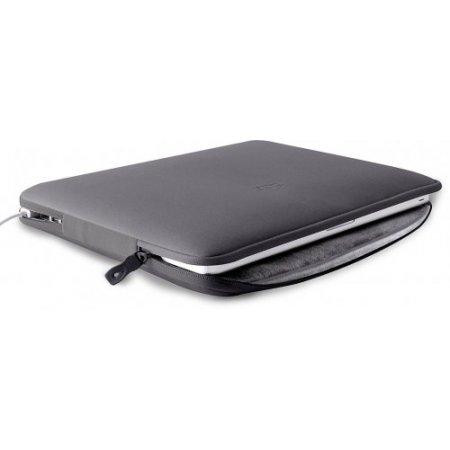 "Puro Custodia pc portatile fino 11 "" - Unisleevec11dkgrey"