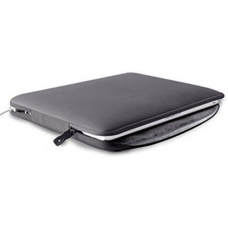 "Puro Custodia pc portatile fino 13 "" - Unisleevec13dkgrey"