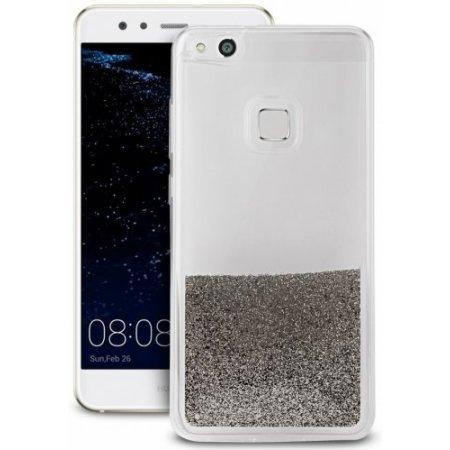 "Puro Cover smartphone fino 5.2 "" - Hwp10litesandsil"