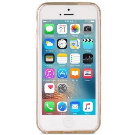 """Puro Cover smartphone fino 5.5 """" - Ipc5shinegold"""
