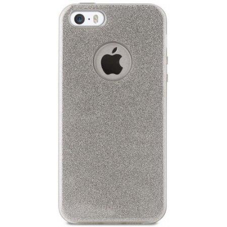 """Puro Cover smartphone fino 5.5 """" - Ipc5shinesil"""
