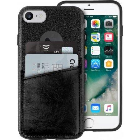 Puro Cover smartphone - Ipc747cshinepblk