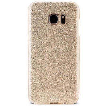 """Puro Cover smartphone fino 5.1 """" - Sgs7edgeshinegold"""