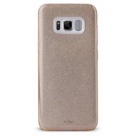 """Puro Cover smartphone fino 6.2 """" - Sgs8edshinegold"""