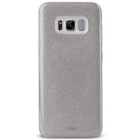"""Puro Cover smartphone fino 6.2 """" - Sgs8edshinesil"""