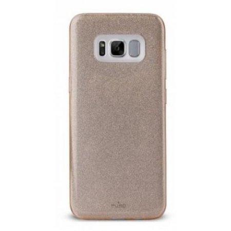 """Puro Cover smartphone fino 5.8 """" - Sgs8shinegold"""