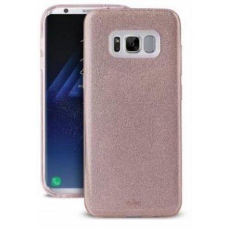 """Puro Cover smartphone fino 5.8 """" - Sgs8shinergold"""