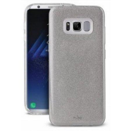 """Puro Cover smartphone fino 5.8 """" - Sgs8shinesil"""
