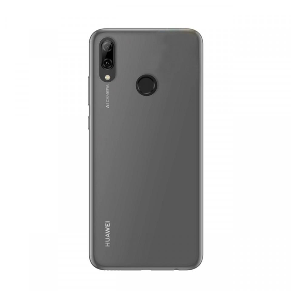 Puro Cover smartphone - 03 NUDE per Huawei P SMART 2019 trasp