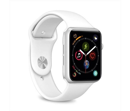 Puro PURO Cinturino Apple Watch 42-44mm - Aw44iconwhi