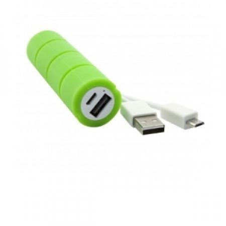 PHONIX - PORTABLE POWER BANK PT2200G GREEN