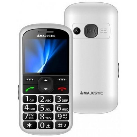 Majestic Cellulare - Tlf Sileno 31 bianco