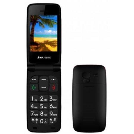 Majestic Cellulare Quadband - Tlf-sileno41n Nero