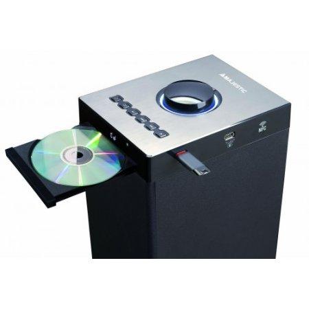 Majestic Casse acustiche3 vie - Ts 92cd Bt/usb/ax  Nero