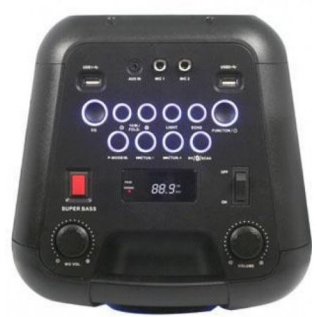 Majestic Docking station 2 vie - Ts 80bt Nero