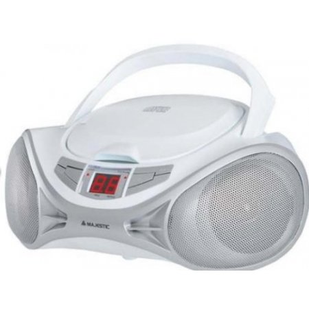 Majestic Radio con cd - Ah 1262ax Bianco