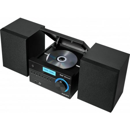 Majestic - Ah 2350 Bt Mp3 Usb Dab Nero