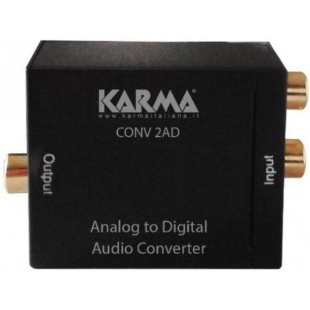 Karma - Conv2ad