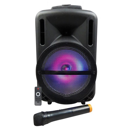 Karma Diffusore amplificato con radiomicrofono 500W - Hps B10