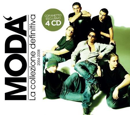 Sony Music Entertainment Italy - Cd Moda'- La Collezione Definitiva
