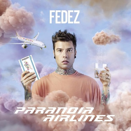 CD FEDEZ PARANOIA AIRLINES