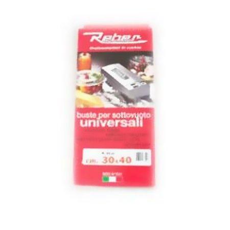 Reber - Buste per sottovuoto Universali 30x40 - 6732 N
