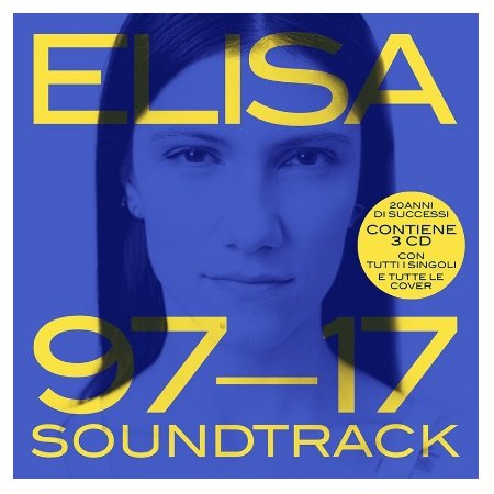 ELISA cofanetto con 3 CD - SOUNDTRACK 97-17 (3CD)