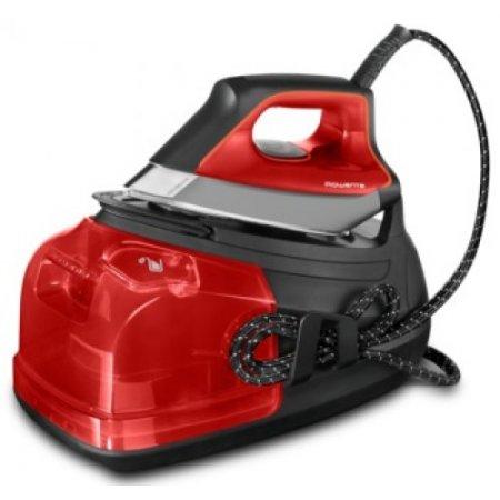 Rowenta Ferro a caldaia 2400 w - Perfect Steam Pro Dg8644f0 Grigio-rosso
