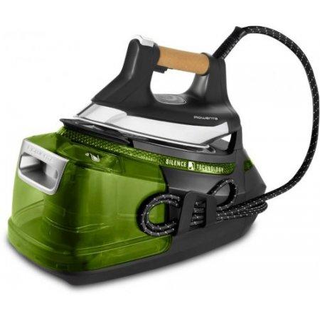 Rowenta Ferro a caldaia 2800 w - Silence Steam Pro Dg9266 Nero-verde