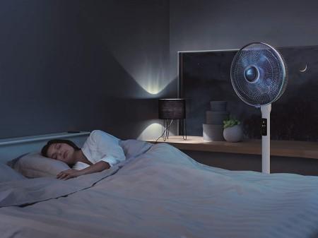 Rowenta ventilatore piantana 5 pale - Vu5770