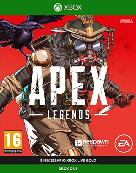 Electronic Arts 2 Apex Legends Bloodhound Edition - 1083068