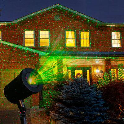 R.t.i. Spa  - Hm500065 Proiettore Laser Crazy Star