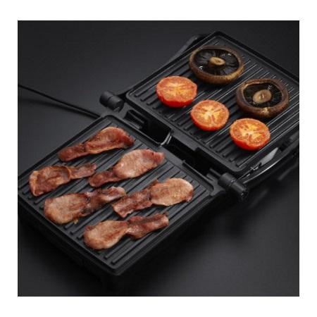 Russell Hobbs Piastra 3 in 1 per panini, griglia e piastra - PANINI MAKER 3in1 COOK@HOME - 17888-56