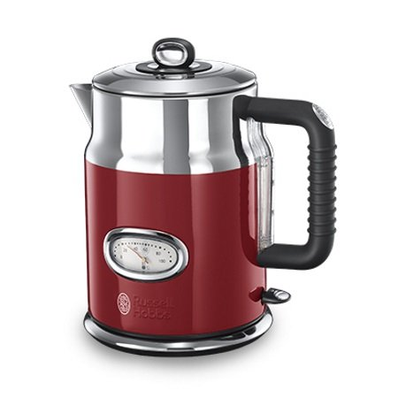 Russell Hobbs - RETRO RIBBON RED BOLLITORE - 21670-70